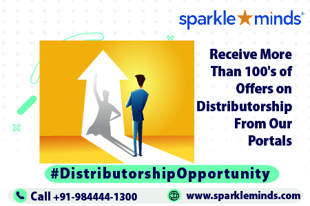 Distributorship Opportunities In India | Sparkleminds