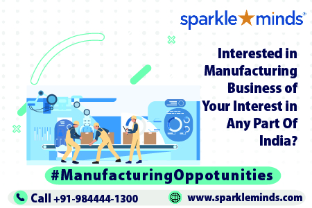 Manufacturing Opportunities India