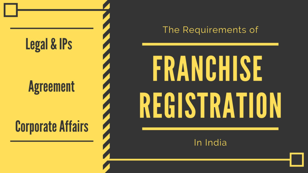 Registration Of Franchise Agreement In India Archives Franchise